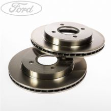 Genuine Ford Front Discs